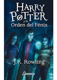 Papel Harry Potter 5 - Y La Orden Del Fénix
