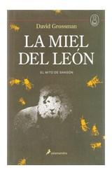 Papel MIEL DEL LEON EL MITO DE SANSON (CARTONE)