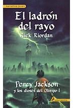 Papel EL LADRON DEL RAYO