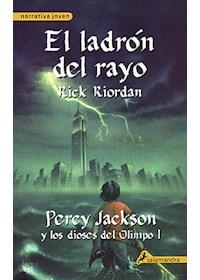 Papel 1. Percy Jackson Y El Ladron Del Rayo