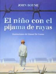 Papel Niño Con El Pijama De Rayas, El - Td Ilustrado