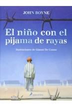Papel NIÑO CON EL PIJAMA DE RAYAS, EL TD