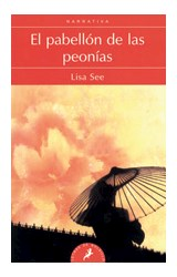 Papel PABELLON DE LAS PEONIAS (COLECCION LETRAS DE BOLSILLO)
