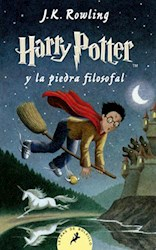 Papel Harry Potter 1 Y La Piedra Filosofal