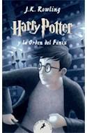 Papel HARRY POTTER Y LA ORDEN DEL FENIX (HARRY POTTER 5) (LETRAS DE BOLSILLO)