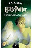 Papel HARRY POTTER Y EL MISTERIO DEL PRINCIPE (HARRY POTTER 6) (LETRAS DE  BOLSILLO)