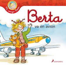 Libro Berta Va En Avion