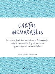 Libro Cartas Memorables