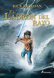 Libro El Ladron Del Rayo ( Novela Grafica )