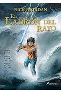 Papel LADRON DEL RAYO I PERCY JACKSON Y LOS DIOSES DEL OLIMPO (NOVELA GRAFICA) (RUSTICA)