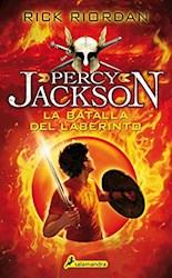Papel Percy Jackson La Batalla Del Laberinto 4