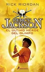 Papel Percy Jackson 5 El Ultimo Heroe Del Olimpo