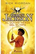 Papel ULTIMO HEROE DEL OLIMPO V PERCY JACKSON Y LOS DIOSES DEL OLIMPO