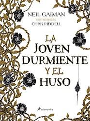 Papel Joven Durmiente Y El Huso, La