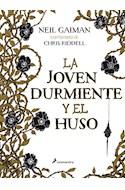 Papel JOVEN DURMIENTE Y EL HUSO (CARTONE)