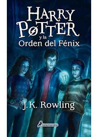 Papel Harry Potter 5 - Y La Orden Del Fénix (Tb)