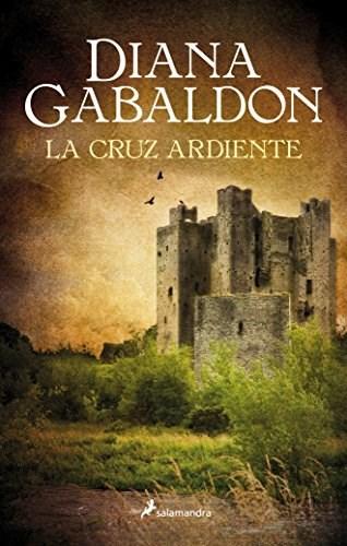 Papel La Cruz Ardiente (Saga Outlander V)