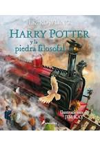 Papel HARRY POTTER Y LA PIEDRA FILOSOFAL (ILUSTRADO)