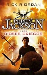 Papel Percy Jackson Y Los Dioses Griegos