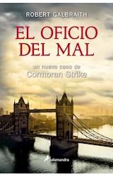 Papel OFICIO DEL MAL UN NUEVO CASO DE CORMORAN STRIKE (CORMORAN STRIKE 3)