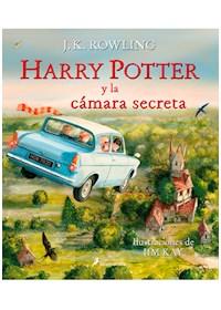 Papel Harry Potter 2 - Y La Cámara Secreta (Tapa Dura) Ed. Ilustrada