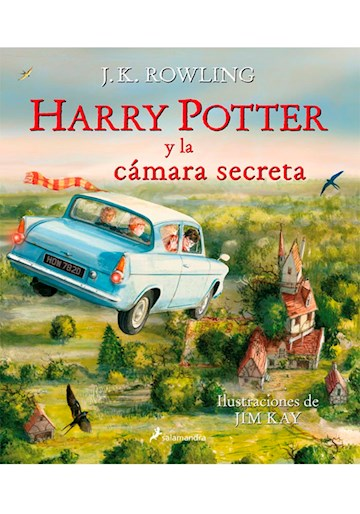 Papel Harry Potter Y La Cámara Secreta