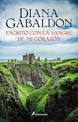 Libro Escrito Con La Sangre De Mi Corazon  ( Libro 8 De La Saga Outlander )