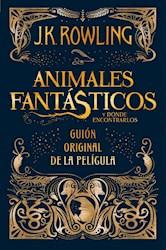 Papel Animales Fantasticos Y Donde Encontrarlos - Guion Original De La Pelicula