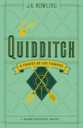 Libro Quidditch A Traves De Los Tiempos
