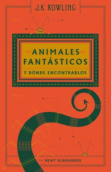 Papel Animales Fantásticos Y Donde Encontrarlos