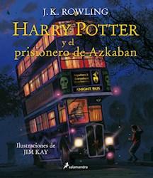 Papel Harry Potter 3 El Prisionero De Azkaban Ilustrado