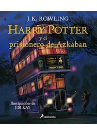 Papel Harry Potter 3 - Y El Prisionero De Azkaban Ed. Ilustrada