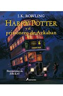 Papel HARRY POTTER Y EL PRISIONERO DE AZKABAN (HARRY POTTER 3) (ILUSTRADO) (CARTONE)