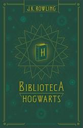 Papel Biblioteca Hogwarts