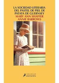 Papel La Sociedad Literaria Y Del Pastel De Piel De Patata Guernsey