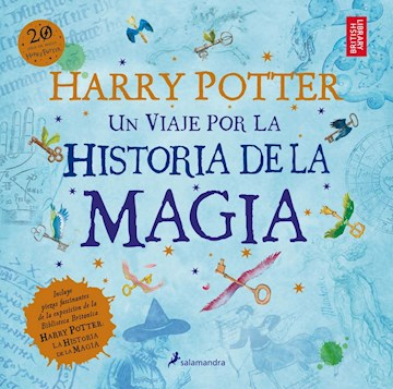 Papel Harry Potter: Un Viaje Por La Historia De La Magia