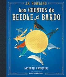 Papel Cuentos De Beedle El Bardo, Los Td Ilustrado