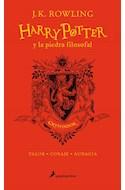 Papel HARRY POTTER Y LA PIEDRA FILOSOFAL (GRYFFINDOR) (EDICION 20 ANIVERSARIO) (CARTONE)