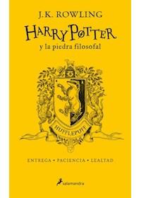 Papel Harry Potter 1 - Y La Piedra Filosofal (Hufflepuff)