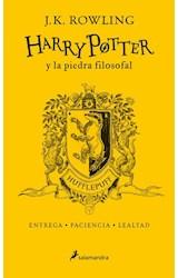 Papel HARRY POTTER Y LA PIEDRA FILOSOFAL [CASA HUFFLEPUFF] (EDICION 20 ANIVERSARIO) (CARTONE)