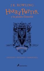 Libro Harry Potter Y La Piedra Filosofal ( Ravenclaw )20 Aniversario