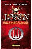 Papel GUIA CLASIFICADA DEL CAMPAMENTO MESTIZO (PERCY JACKSON)