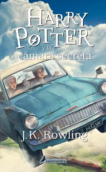 Papel Harry Potter Y La Cámara Secreta