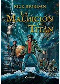 Papel Percy Jackson. Dioses Del Olimpo 3 - Maldicion