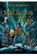 Papel PERCY JACKSON Y LOS DIOSES DEL OLIMPO 3 LA MALDICION DEL TITAN [NOVELA GRAFICA]