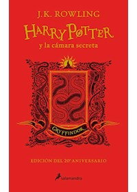 Papel Harry Potter 2 - Y La Cámara Secreta ( Gryffindor )