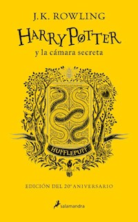 Libro Harry Potter Y La Camara Secreta ( Hufflepuff )