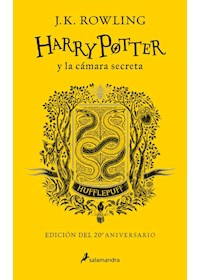 Papel Harry Potter 2 - Y La Cámara Secreta ( Hufflepuff )
