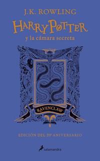 Libro Harry Potter Y La Camara Secreta ( Ravenclaw )