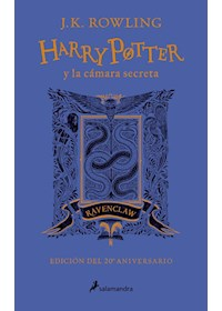 Papel Harry Potter 2 - Y La Cámara Secreta ( Ravenclaw )